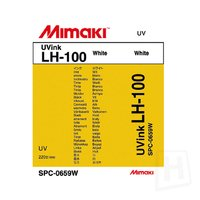 Mimaki UV-LED Tinte LH100 white, 220 ml