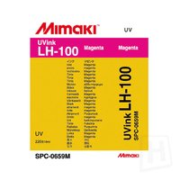 Mimaki UV-LED Tinte LH100 magenta, 220 ml